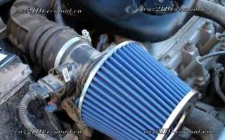 Чип тюнинг ВАЗ 2110 8 клапанов