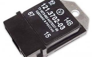 Не идет зарядка на аккумулятор ВАЗ 2106
