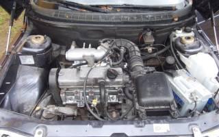 Масляный фильтр ВАЗ 2110 8 клапанов инжектор