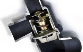 Как поменять термостат на ВАЗ 2115