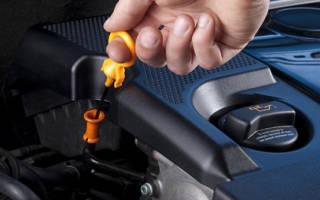 Двигатель ест масло но не дымит причины