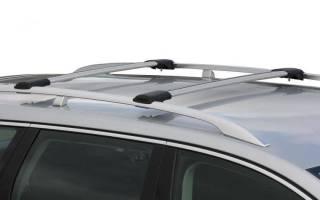 Багажник на крышу автомобиля Лада ларгус